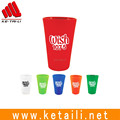 China Factory Hot Sale Wholesale Colorful Eco-friendly Products Silicone Beer Cup