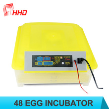 HHD Multifunctional Ostrich Eggs Incubator For Sale Chicken Model YZ8-48