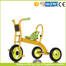 Hot sale used kids bicycle 3 wheel pedal car