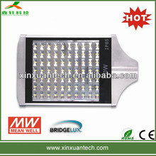 110lm/w Meawell driver ip65 70w led street light