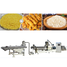 Jinan DG Machinery Bread Crumbs Panko Making Machine And Production Line