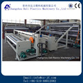 Modern design machine coextrusion twin-color geomembrane making machine With Long-term Service