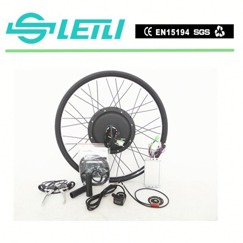 2016 wholesale high speed covered electric bicycle kit 750watt