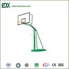 School outdoor sports training basketball stand movable