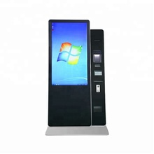 stand computer, indoor customized touch screen payment pc kiosk