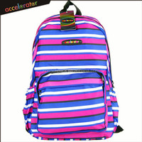 packable girls high school backpack fashion bag for girls school bags