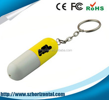 Hot sale in the market 16GB medical USB flash drive keychain