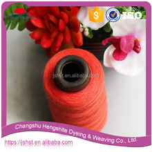100% tencel fiber yarn,color dyed yarn for weaving and knitting