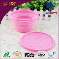 China factory COL-01 best selling promotion silicone disposable bowl