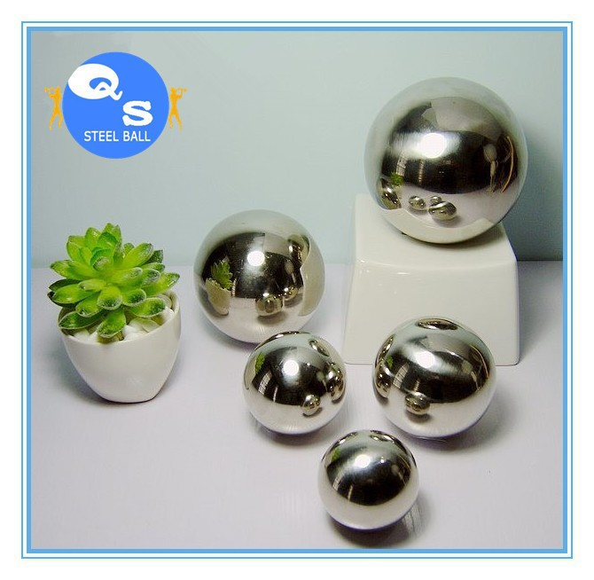 Long working life and high precision 1/8 inch bearing steel ball