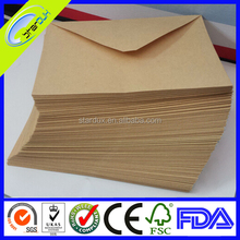 A5 Kraft Paper Envelope, Brown Paper Envelope