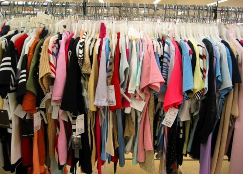 Surplus Stock, Well Knowned Brands Fashion Garments