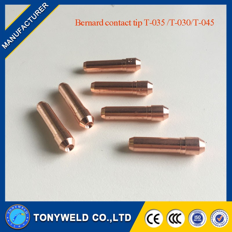 Bernard contact tips T-035