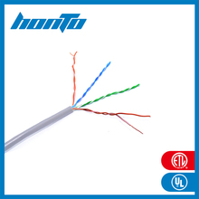 UTP Cat5e Lan Cable Best guarantee 8 number conductor ISO ROHS Factory & Trade Company
