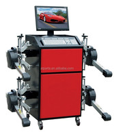 CE approved Zigbee truck wheel alignment machine AT-G681 with perfect precision