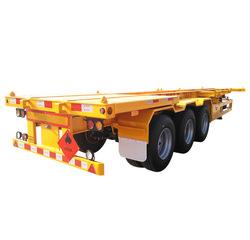 led trailer lights china 20ft container skeleton trailer