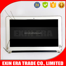 Top selling laptop display replacement for Apple Macbook Air A1370 A1465 full assembly