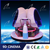 Virtual 5D Simulator Motion Seats 3