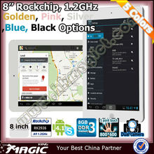 8 inch cheap china tablet firmware android 4.1 tablet