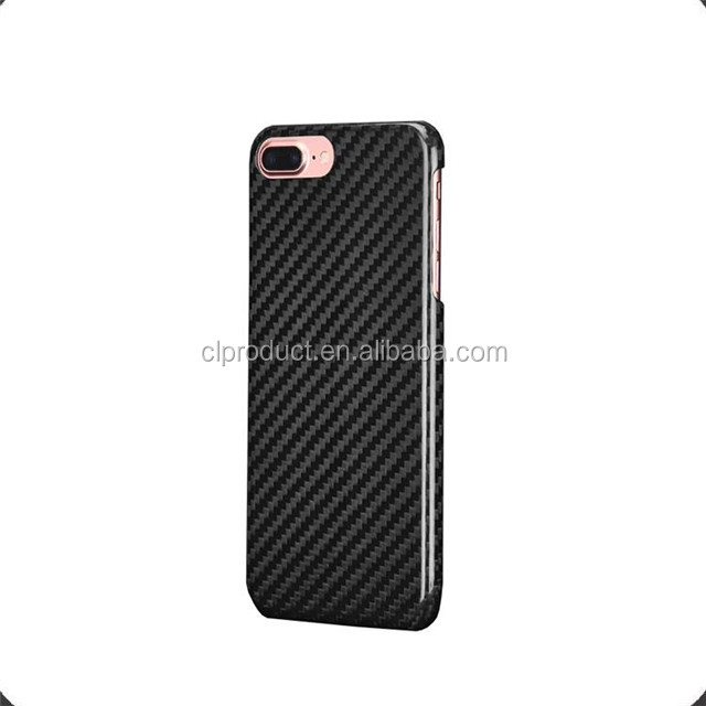 Customized High Quality Carbon Fiber Cell Phone Case