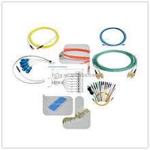 media packeting Singlemode G657a LC to LC fiber optic patch cord