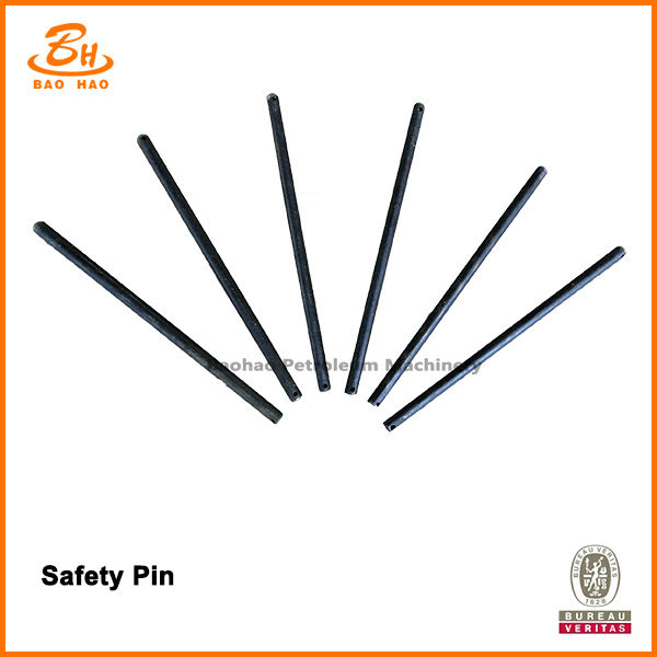 Bomco F1600 Mud Pump Safety Pins