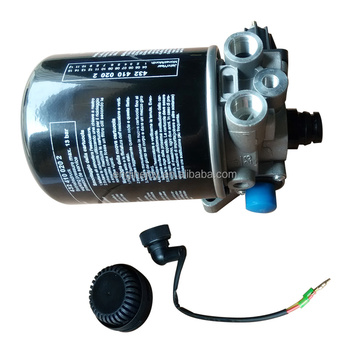 4324101020, 432 410 102 0 air dryer compressed-air system use for truck spare parts