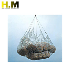 Durable PP Mesh Container Cargo Net