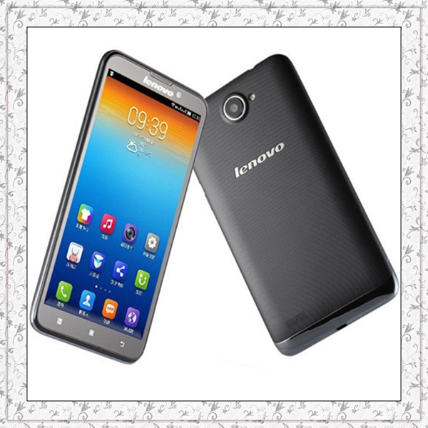Original Lenovo S939 Smartphone 6.0 Inch Screen Android 4.4 MTK6592 Octa Core 1.7GHz 3G WCDMA GPS Cell phone