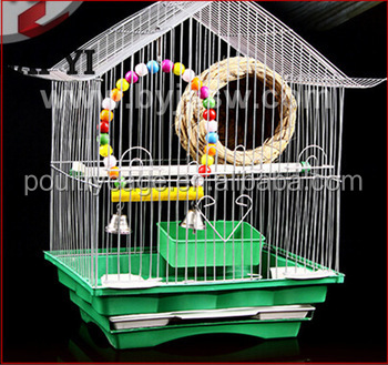 Gold Bird Nest Low Price Sale for Malaysia / Small Bird Cages