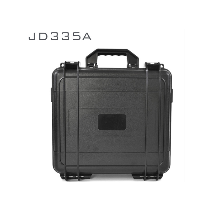 JD335A Watertight IP67 hard <strong>plastic</strong> protective ammo crushproof tool <strong>case</strong> with Two Press & Pull Latches