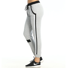Custom cotton polyester jogger pants 2018 tracksuit bottoms drawstring women sweatpants wholesale