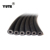 low expansion rubber hydraulic brake hoses for brake fluid