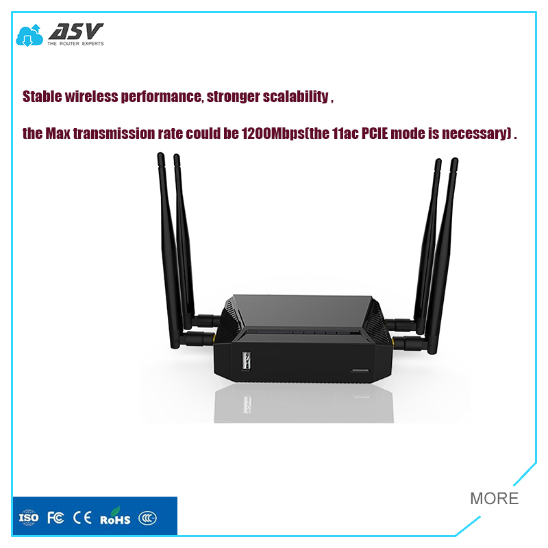3G 4G wifi Wireless Router with SIM Card Slot