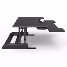 Cheap price adjustable-height desks/ office furniture desk riser/ standing desk riser