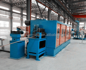 Positive Triangle 3 High Rolling Mill / Big Copper Rolling Mill 300kw for 30-16mm