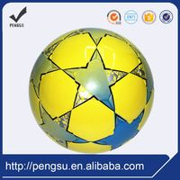 High Quality Wholesale Old School Style World Cup Match Quality Soccer Ball