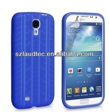 Tyre Tread Design Silicone Cover Skin Case For Samsung Galaxy S4 SIV i9500