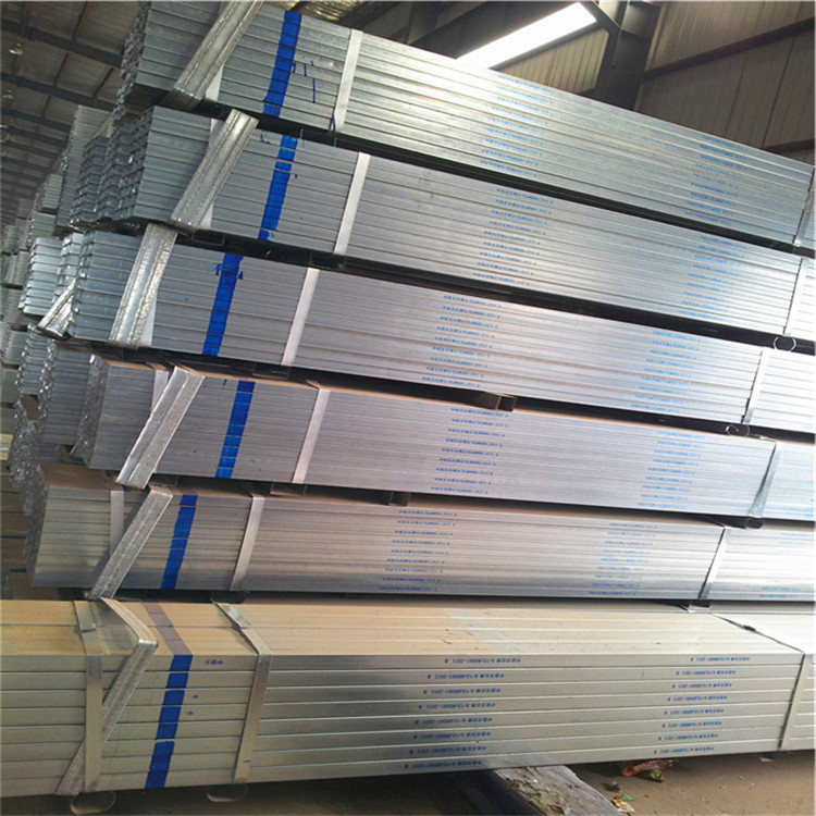 ASTM A500 pre-galvanized hollow section for structure