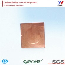 ISO OEM custom aluminum laptop cooling pads,copper cooler as your drawings SGS Rohs
