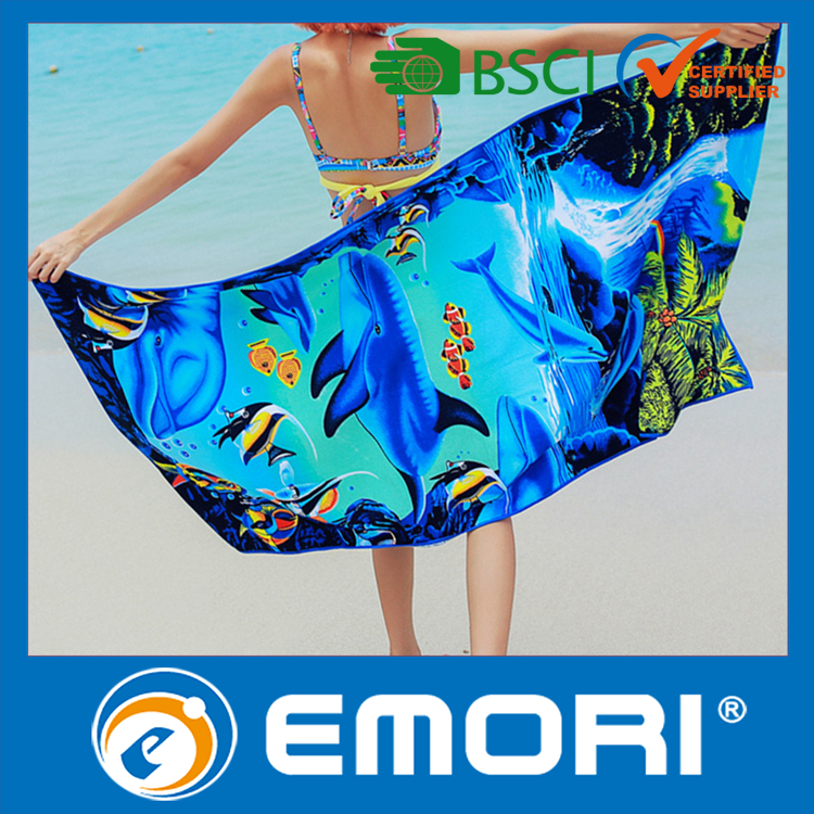 hot sale polyester Cooling Beach Towel