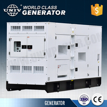 30KW silent diesel generator powered by Weichai electric Engine with best Price