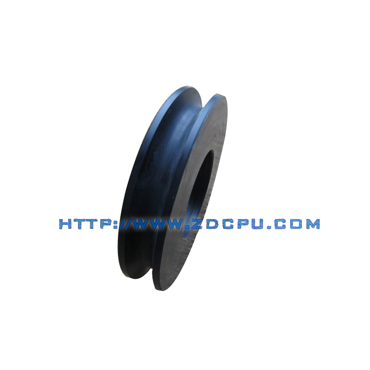 Customized good wear resistant nylon sheave block pulley
