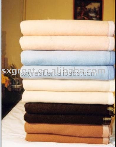 100% cotton yoga blankets