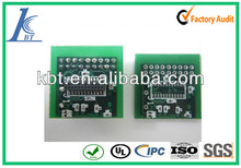 easy electronics projects,content measurement pcb,fr1 pcb black board
