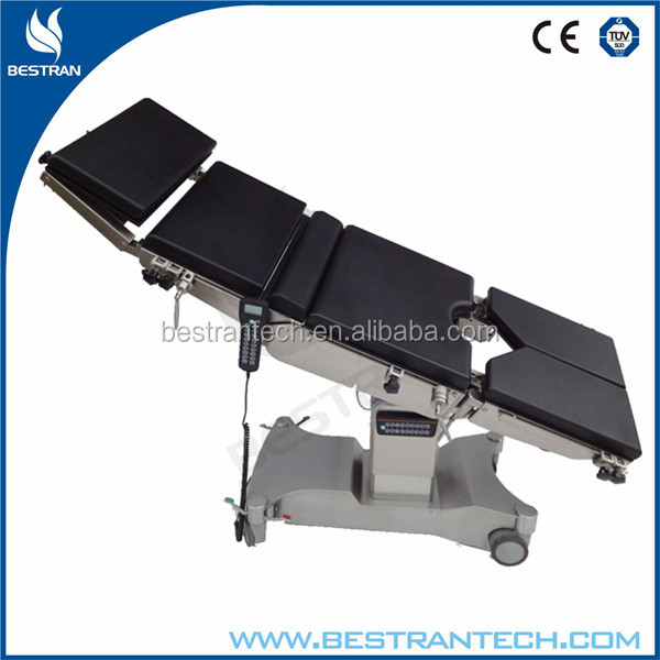 China BT-RA007 Medical electric hydraulic operation table price, operating table heal force bio-meditech holdings