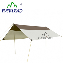 Factory Directly Outdoor Waterproof Camping Tarp A Character Type Rainfly Tent