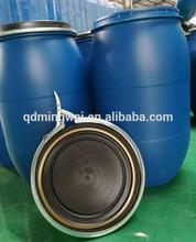 55 gallon HDPE blue alcohol barrel wholesale for packing