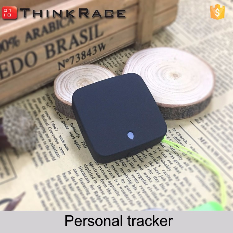 ThinkRace historical track playback and SOS emergency alarm Worlds Smallest GPS Tracking Device