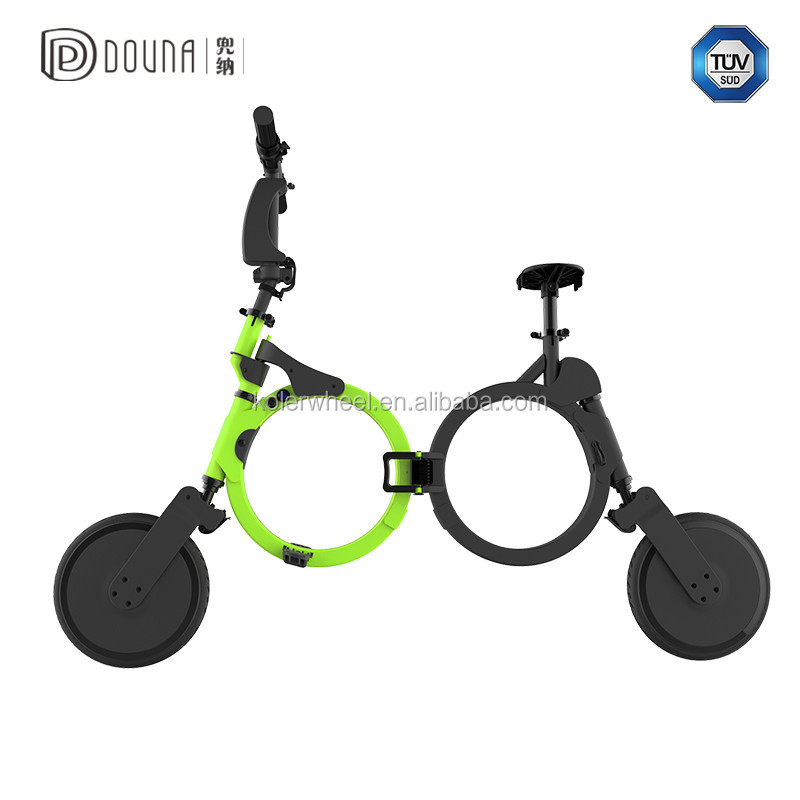 240 w power and 2 hours charing time foldable electric bicycle